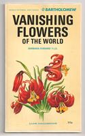 Vanishing Flowers of the World Map Cover